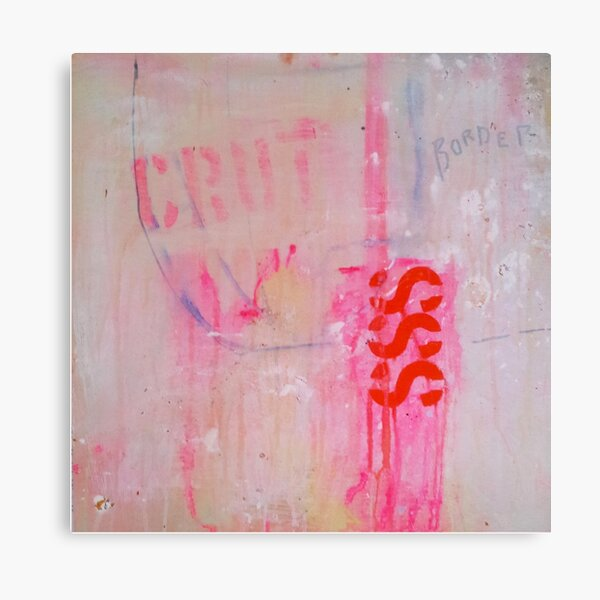 Crut Canvas Print