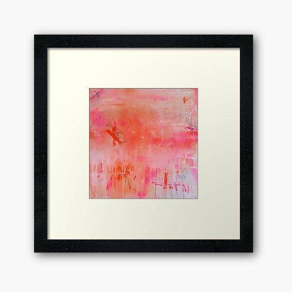 Crut 2. Framed Art Print