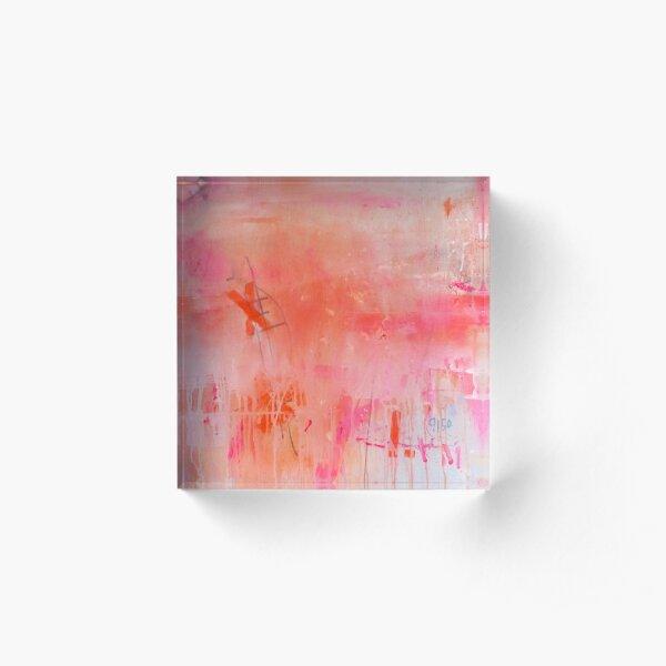 Crut 2. Acrylic Block