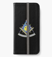 Past master compass iPhone Wallet/Case/Skin