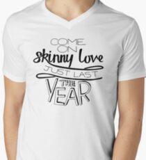 Bon Iver - Skinny Love T-Shirt