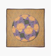 D1G1TAL-M00DZ ~ FLORAL ~ Sphere of Yellow Roses by tasmanianartist Scarf