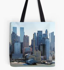 Stacked Tote Bag