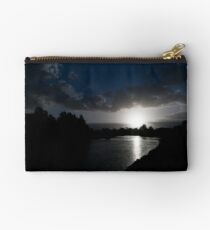 Early Morning on the Hunter River Studio Pouch