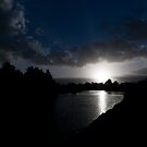 Early Morning on the Hunter River by Deborah McGrath