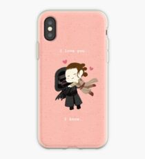 Reylo - I love you iPhone Case