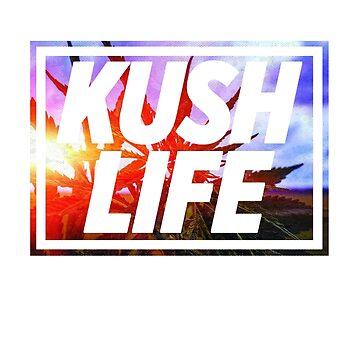 kush life by halfcrazy