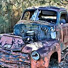 Rust Never Sleeps IV by Stephen  Van Tuyl