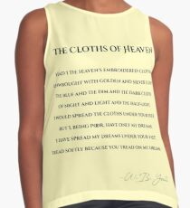 The Clothes of Heaven Contrast Tank