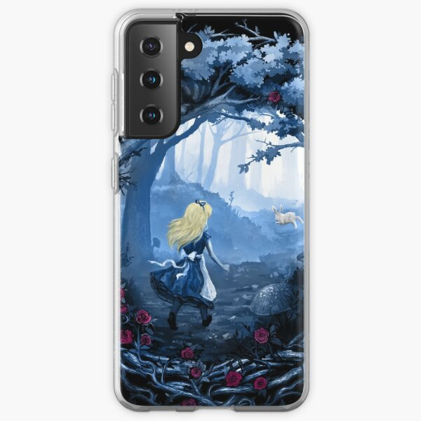 Follow the Rabbit Samsung Galaxy Soft Case