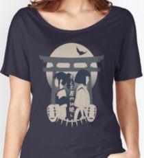Spirited Away (blue) Women's Relaxed Fit T-Shirt