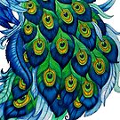 Peacock Feathers by EverIris