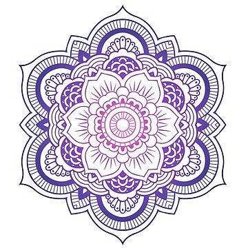 Mandala by hocapontas