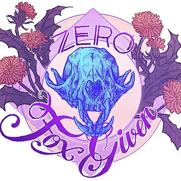Zero Fox Given (COMMISSION - PLEASE DO NOT BUY)  by the-fairweather