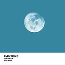 Blue Moon Pantone by coverinlove