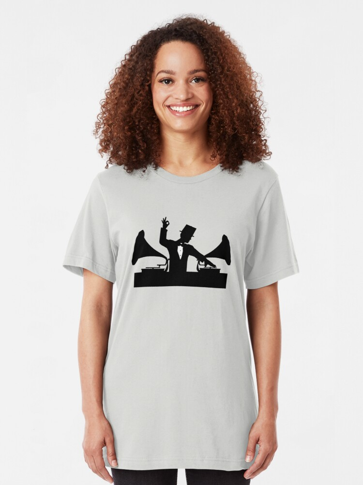 Alternate view of Let's Party Like It's... 1923! ...Sweeet! Slim Fit T-Shirt