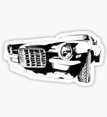 Camaro Z28 Sticker