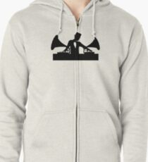 Let's Party Like It's... 1923! Zipped Hoodie