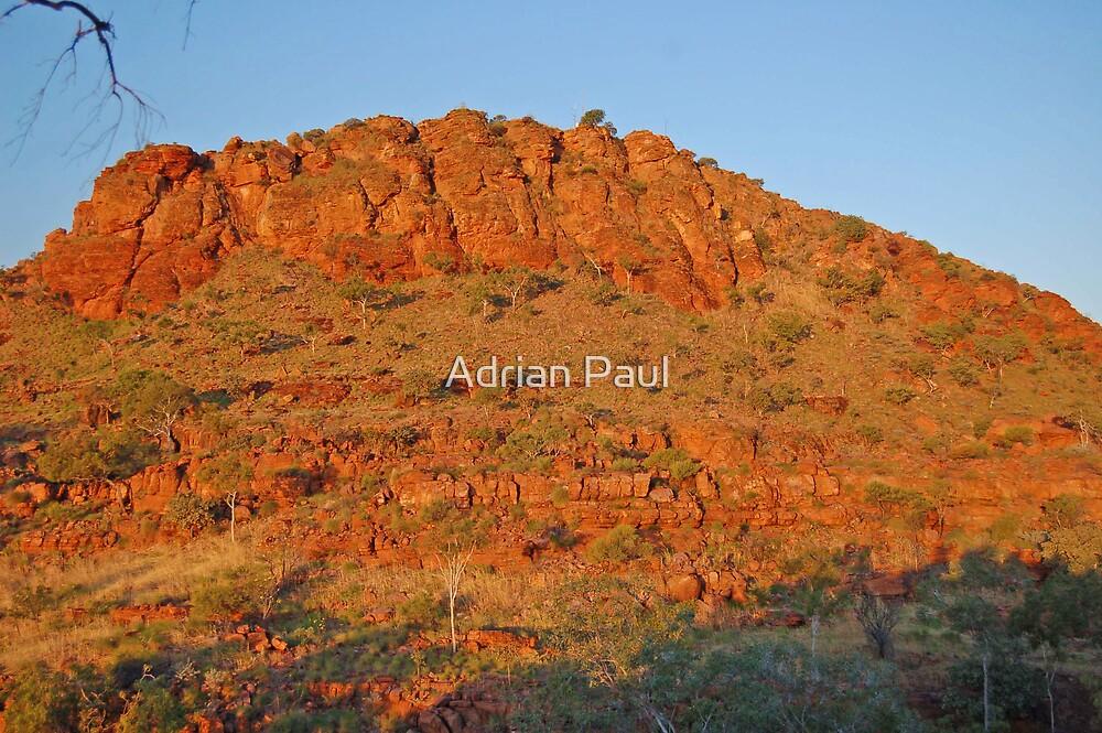 Kelly's Knob, Kununurra, Western Australia by Adrian Paul