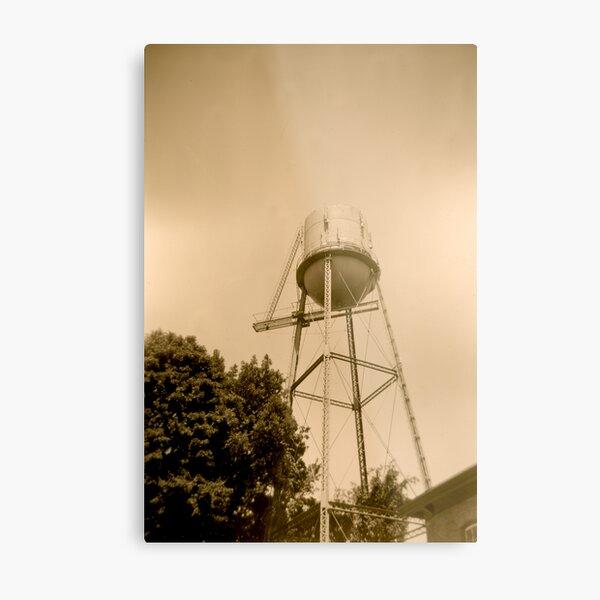 Pocasset Water Tower Metal Print