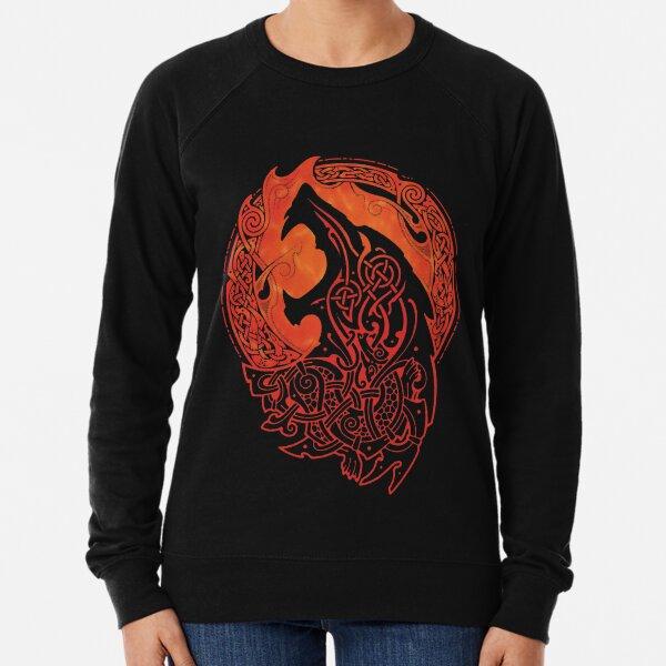 FENRIR. LOKI'S SON. Lightweight Sweatshirt