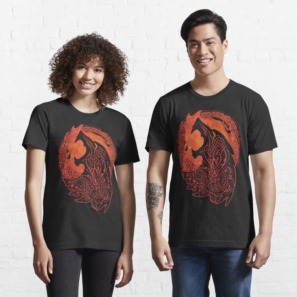 FENRIR. LOKI'S SON. Essential T-Shirt