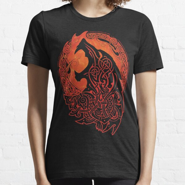 FENRIR. LOKI'S SON. Essential T-Shirt