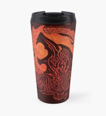 FENRIR. LOKI'S SON. Travel Mug
