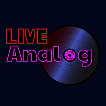 Live Analog by TheHaloEquation
