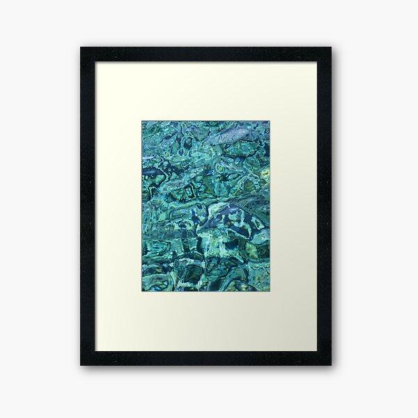 Reefadelic Framed Art Print