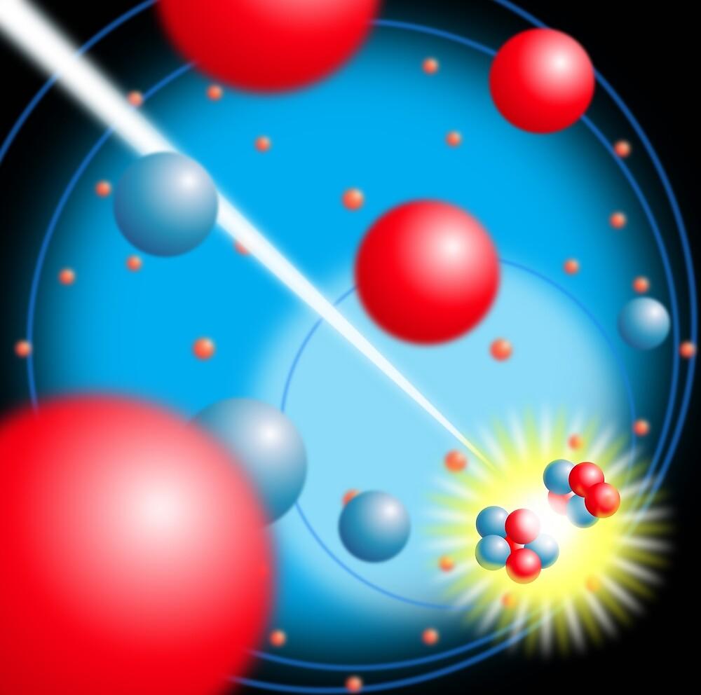 Splitting the Atom by sciencegeekness