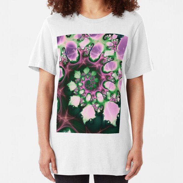 Pink Tentacle Slim Fit T-Shirt