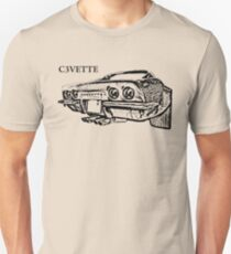 Chevrolet Corvette C3 T-Shirt