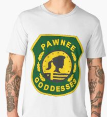 Pawnee Goddesses Men's Premium T-Shirt