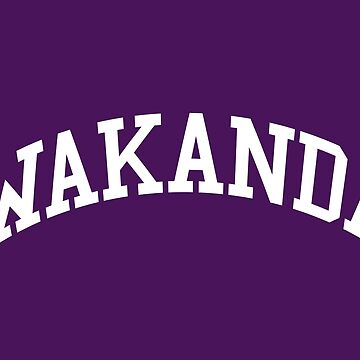 Wakanda by hocapontas