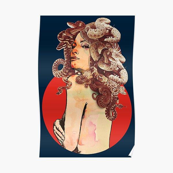 Gorgona Poster