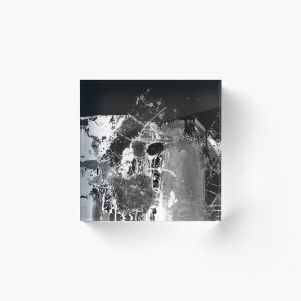 Spirit of the Valley 5. Acrylic Block