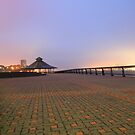 Pier A Hoboken NJ by pmarella