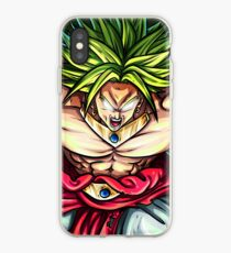 Broly iPhone Case