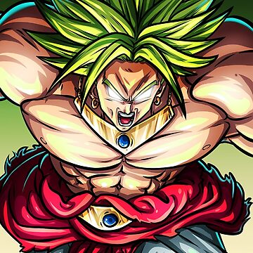 Broly by Aristote
