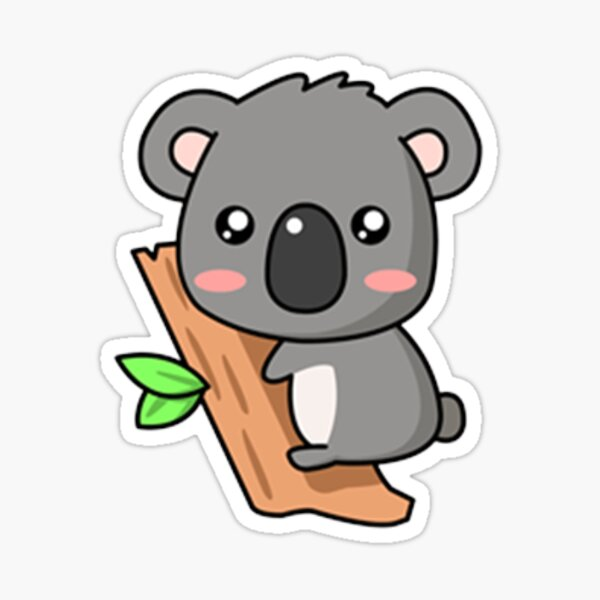 Koala 1 Pegatina