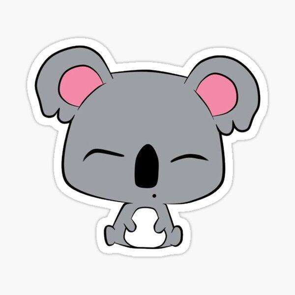 Koala 2 Pegatina