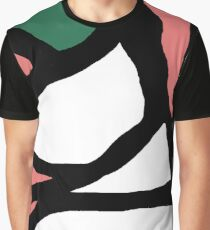 Abstract Painting Design - 4 Graphic T-Shirt