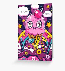 Sugar High: Sprinkles 2 Greeting Card