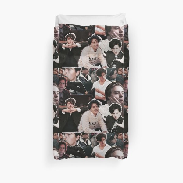 Jughead Jones - Cole Sprouse - Riverdale Duvet Cover