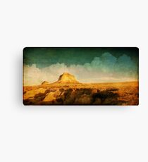 Pawnee Plains Canvas Print