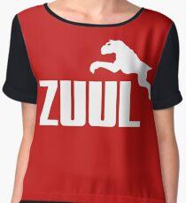 Zuul Athletics Chiffon Top