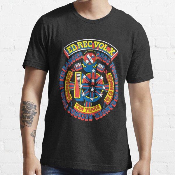 Ed Banger Records - Ed Rec Vol. X T-shirt essentiel