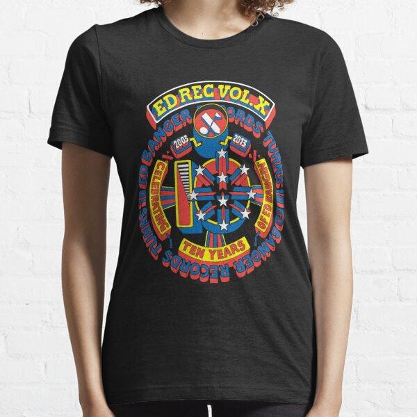 Ed Banger Records - Ed Rec Vol. X Essential T-Shirt
