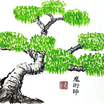 bonsai by lozanoroyce